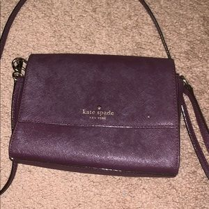 Kate Spade small cross body purse